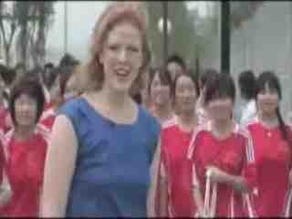 Laura Robertson on the Beijing Olympics: China Speaks - CBN