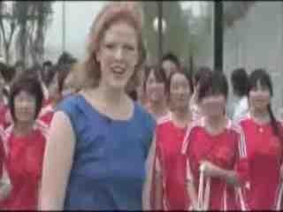 Laura Robertson on the Beijing Olympics: China Speaks - CBN
