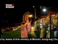 Fan Dance /Philippines Grand United Crusade (Manmin Central Church - Rev.Dr.Jaerock Lee)