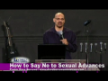 How to Say No to Sexual Advances