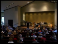 COURAGE - STAND UP FOR JESUS! - Pt 1 of 2 - By: Calvin Bergsma