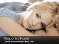 Carrie Underwood - Temporary Home