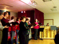 """""""Angels' Carol"""" at the 2009 Moravian Christmas Lovefeast"""