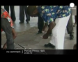 Evangelicals disrupt a Haitian Voodoo Ceremony in Port-Au-Prince