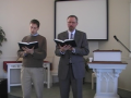 """Special Music: """"Thy Servant, Blessed by Thee."""""""