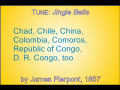 Medley of Nations by Jason Goldtrap 03.14.10