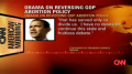 Tony Perkins says Obama Thinks Unborn Children are a Bigger Threat Than Terrorists