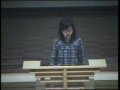 Kei To Mongkok Church Sunday Service 2010.03.07 Part1/4