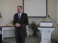 """Sermon: """"Did Jesus Predict His Own Death?"""" by Rev. Richard Scott MacLaren"""