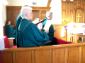 Our Saviour's Lutheran CHurch in Norge, VA--Thine is the Glory