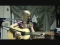11 year old writes her first song