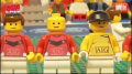 Bayern vs. Manchester United, Lego Style