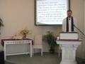 Sunday Worship Service, April 18, 2010, First Presbyterian Church