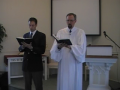 """Special Music: """"Unto My Lord, Jehovah Said,"""" Trinity Hymnal #229"""