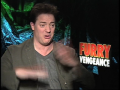 FURRY VENGEANCE Brendan Fraser Interview