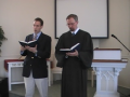 """Special Music: """"Children of the Heavenly King."""" Trinity Hymnal #499"""