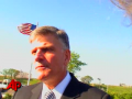 Rev. Franklin Graham Prays Outside the Pentagon Anyway