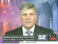 Rev. Franklin Graham Accuses the Current Administration of Being Hostile to Christians