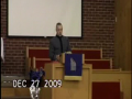 Belview UMC - Dec 27, 2009 - James Akers