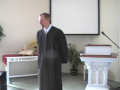 "Sermon: ""Big Man Talking!"" Part 1, May 16, 2010.  Rev. Richard Scott MacLaren, First Presbyterian Church Perka"
