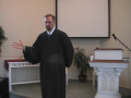 "Sermon: ""The Living God Responds!"" Isaiah 37:1-20, Rev. Richard Scott MacLaren"