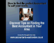 East London Accountants how to find the Best One