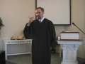 "Sermon: ""The Lord of Time and History,"" Rev. Richard Scott MacLaren"