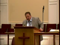 Community Bible Baptist Church 5-12-2010 Wed PM Preaching 1of2