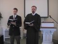"""Special Music: """"O for a Thousand Tongues to Sing,"""" Trinity Hymnal #133"""