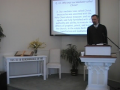"""""""Why Is Jesus Called 'Christ?'"""" Larger Catechism Question #42."""