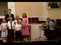Community Bible Baptist Church 2010 Miller Family Children Singing