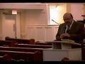 Community Bible Baptist Church 5-30-2010 Sunday School 1of2