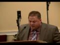 Community Bible Baptist Church 6-6-2010 Sun PM Preaching 1of2