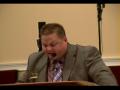 Community Bible Baptist Church 6-6-2010 Sun PM Preaching 2of2