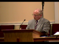 """Community Bible Baptist Church """"The Towel of Christ"""" 6-17-2010 Wed PM Preaching 2of2"""
