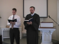 "Special Music: ""O Lord, How Shall I Meet Thee,"" Trinity Hymnal #119"