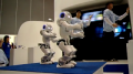 Nao robots look awesome and funny