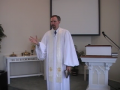 "Sermon: ""The Incomparable God,"" June 27, 2010.  Rev. Richard Scott MacLaren"