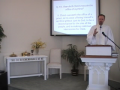 """""""Jesus Is Our Only Priest,"""" Larger Catechism Question #44, June 27, 2010."""