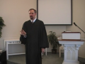 """Sermon: """"Election and Boldness,"""" Isaiah 41:1-10, Part 1"""