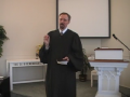 """Sermon: """"Election and Boldness,"""" Isaiah 41:1-10, Part 2"""