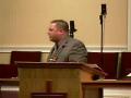 "Community Bible Baptist Church 7-11-2010 Sun AM Preaching  ""More than a Name"" 2of3"