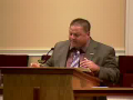 """Community Bible Baptist Church July 11, 2010-  The Seven Sayings Of The Saviour From The Cross: """"My God, My God, Wh"""