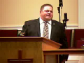 "Community Bible Baptist Church 7-15-2010  Thur PM Preaching  ""Prayer"" Summer Revival 2010 1of2"