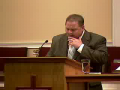 "Community Bible Baptist Church 7- 25-2010 Sun PM Preaching  ""The Atonement"" 1of2"