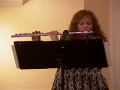 Community Bible Baptist Church 7- 25-2010 Sun PM  Flute-Piano Duet