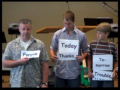 BORROWING TROUBLE V's SOWING PEACE - Pt 2 of 2 - By: Tim Hall