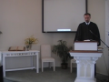 """Catechism: """"Jesus' Conception and Birth,"""" First Presbyterian Church, Perkasie, PA. Orthodox"""