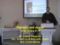 Sunday Worship Service, August 1, 2010. First Presbyterian Church, Perkasie, PA. Orthodox