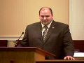 "Community Bible Baptist Church 8-4-2010 - Wed PM Preaching ""3 Things to Keep From Falling"" - Paul Hayenga 1of2"